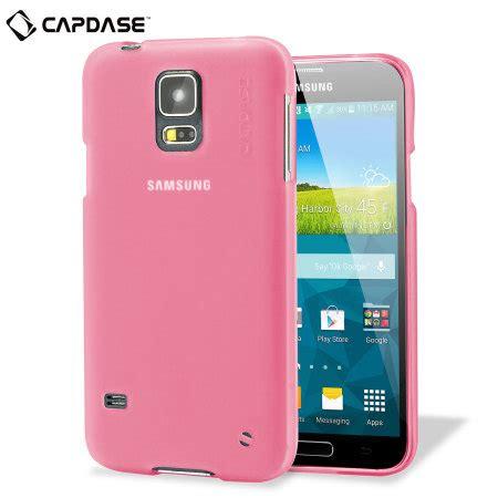 Capdase Soft Samsung Galaxy S5 Sjsgs5 P2 capdase soft jacket xpose samsung galaxy s5 tinted pink mobilezap australia