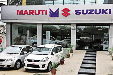 Maruti Suzuki Office In India Maruti Suzuki Hikes Car Prices By Up To Rs12 000 Livemint