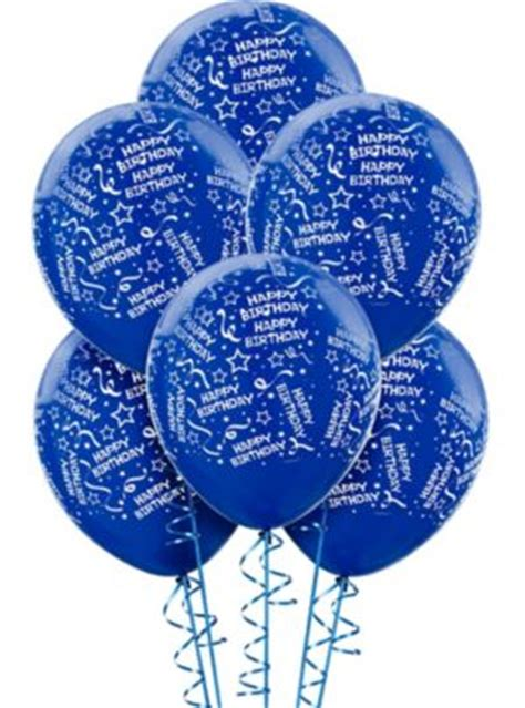 Nfetti Royal Blue  Ee  Birthday Ee   Balloons  Ee  Party Ee   City