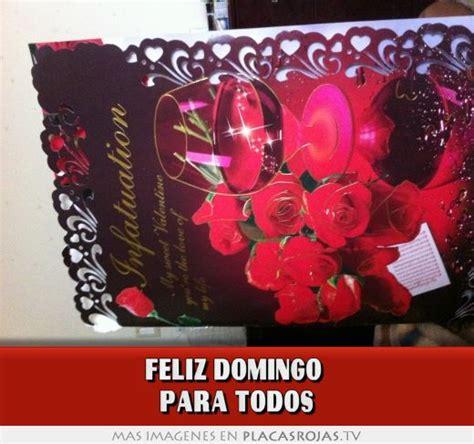 Imágenes Feliz Domingo Para Todos | feliz domingo para todos placas rojas tv