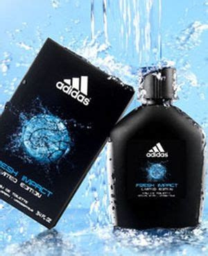Parfum Adidas Fresh Impact fresh impact adidas cologne a fragrance for 2009