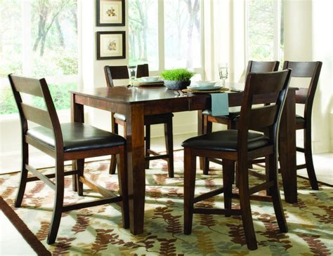 Bar Style Dining Room Sets Pub Style Dining Room Sets Marceladick