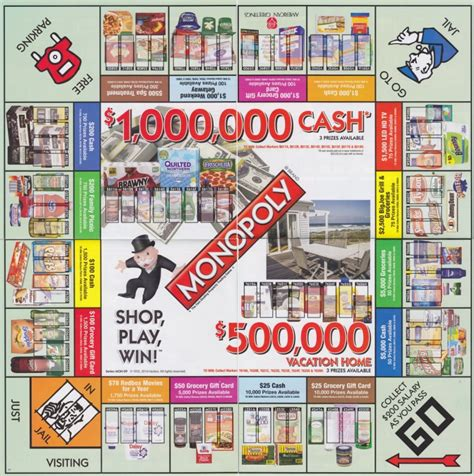 Winning The Game Of Money Login - good news it s not impossible to win the 2016 albertsons monopoly game savingadvice