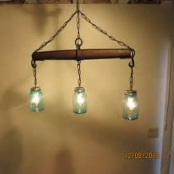 just reduced rustic handmade 3 bulb hanging light