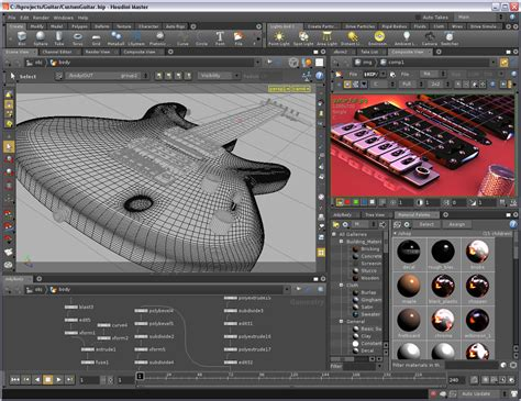 3d software houdini apprentice 3d 11 freeware software