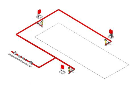 House Layout Design India safety equipments fire extinguishers fire fighting