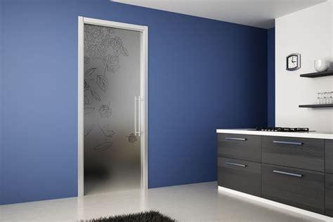 porte da interni con vetro le porte in vetro per interni porte per interni guida