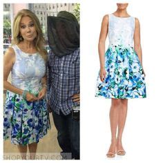 maggie london lace dress kathie lee and hoda ambush makeover today show adrianna papell and the o jays on pinterest