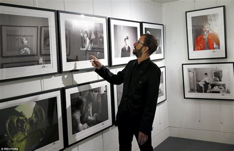 ringo starr the point ringo starr s candid beatles photos to go on display in