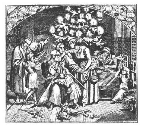 christoblogy sejarah pohon natal