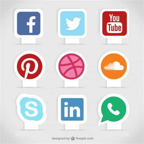 imagenes de redes sociales e internet redes sociales fotos y vectores gratis