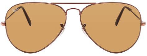Sunglasses R Aviator Brown Gradasi ban rb3025 r1072 size 58 brown aviator sunglasses at lenskart rs 3992