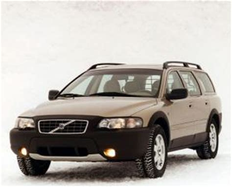 volvo xc specifications stats