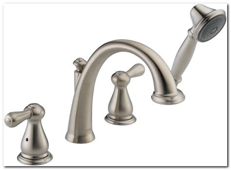 delta brushed nickel kitchen faucet delta brushed nickel pull kitchen faucet sink and faucet home decorating ideas lx23r8q46o