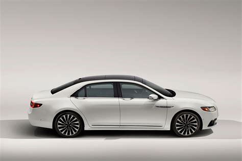 lincoln 2017 white 2017 lincoln continental awd black label first drive