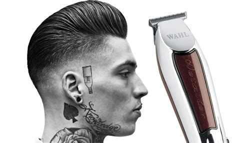 wahl detailer trimmer cutthroat journal