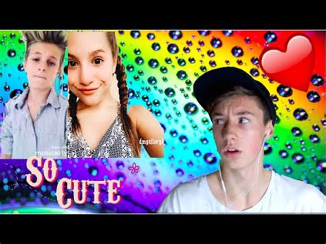 mackenzie ziegler boyfriend mackenzie ziegler and her new boyfriend youtube