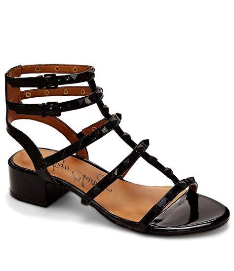 arturo chiang sandals arturo chiang jain studded sandals dillards