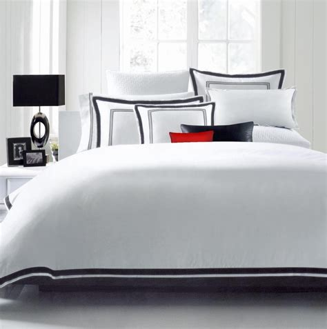 white bedding with black trim vikingwaterford com page 11 reversible red and white