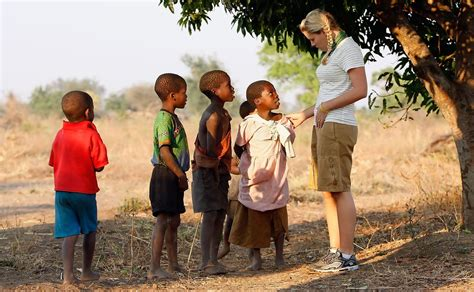 Help Malawi Foundation Takes Trip With Busy Phillips by Busy Philipps Photos Photos Help Malawi Partners With