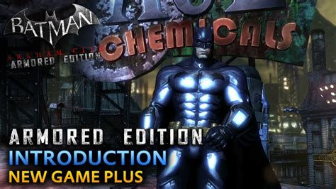 Wii U Batman Arkham City Armored Edition batman arkham city armored edition wii u walkthrough prologue i m batman