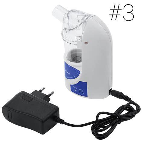 Nebulizer Mini Ultrasonic handheld portable mini asthma inhaler nebulizer ultrasonic