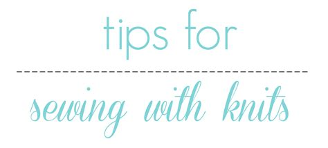 tips for sewing with knits tie top tutorial and sewing with knit fabric tips