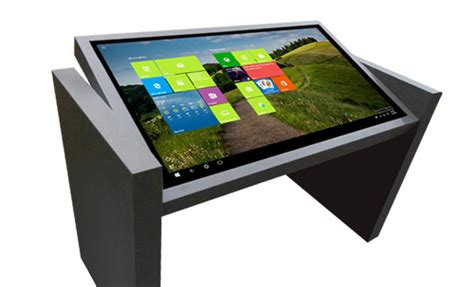 multitouch tables and kiosks 3 adjv adjustable view