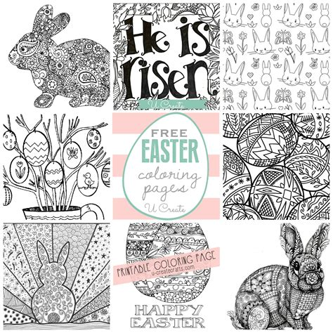 coloring books for free free easter coloring pages u create