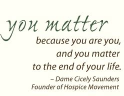 living at the end of a hospice addresses the most common questions books hospice quotes quotesgram