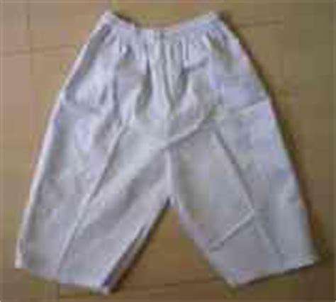 Celana Panjang Putih Haji toko jakarta selatan jual baju koko tangan lengan pendek gamis pria laki laki lengan pendek