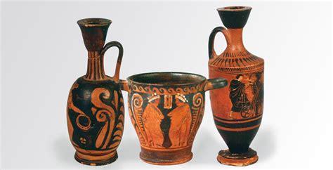 vasi antichi etruschi le ceramiche antiche i quot fumetti quot passato