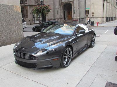 Aston Martin Dbs Msrp by Purchase Used 2010 Aston Martin Dbs Automatic 286 000