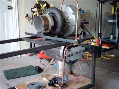 how to make a jet boat engine how to build your own jet engine