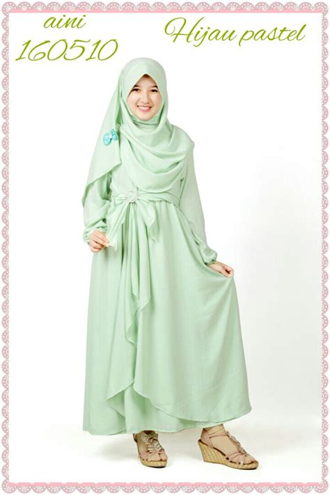 Gamis Anak Aini jual gamis anak aini 160510 baru baju muslim anak laki