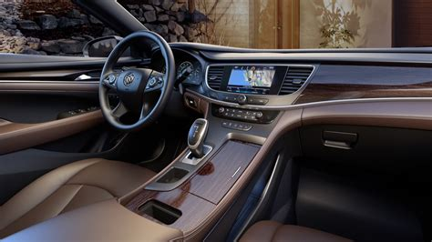Buick Interior by 2017 Buick Lacrosse Info Specs Pictures Wiki Gm Authority