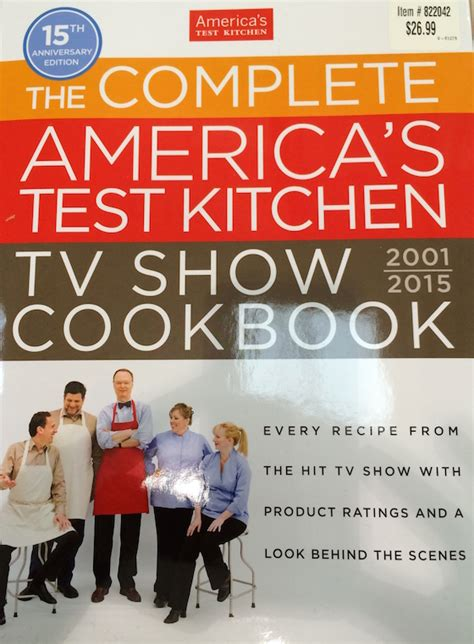 America S Test Kitchen Family Cookbook by Costco Gift Guide 2014 Omg Lifestyle