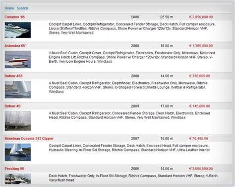 php classified ad scripts free commercial and open yacht boat classifieds script commercial scripts cms php