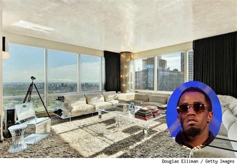 p diddy s house sean diddy combs lists nyc pad nest seekers
