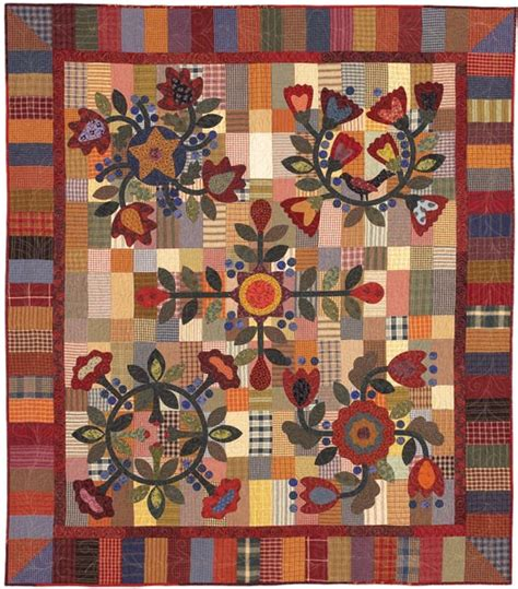 promise of quilting pattern from the editors of