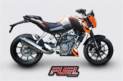 Ktm 125 Exhaust Ktm 125 Duke 2011 Gt Exhaust Gallery