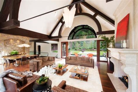 rihannas vacation home  aspen  hgtv