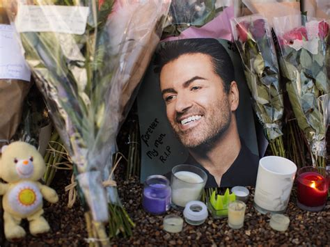 george michael death coroner rules star died of natural george michael died of natural causes coroner says story