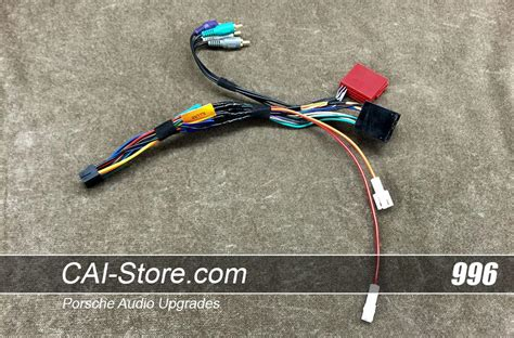dual car stereo wire harness wiring diagram with description