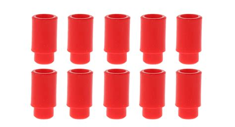 Silicone Driptip 510 Disposable Drip Tip 2 1 44 iwodevape disposable silicone 510 drip tip 10 pack 10 pack authentic 20 8mm at