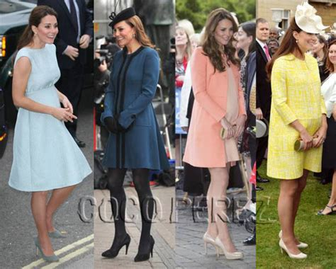 princess kate pregnant kate middleton pregnancy style fashion clothes