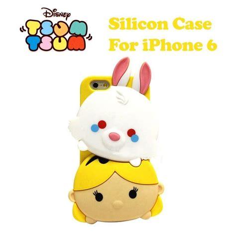 Sillicone Iphone 6 Softcase Disney Tsum Tsum Iphone 6s 6g disney genuine tsum tsum silicon soft cover for apple iphone 6 us disney apple