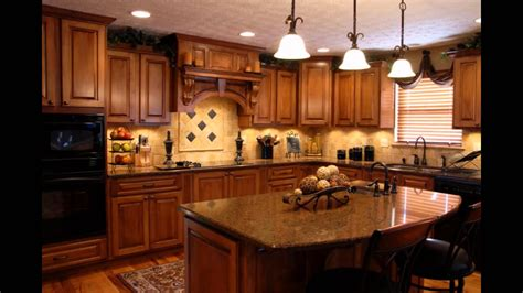 cherry cabinets cherry cabinets with black granite countertops marble