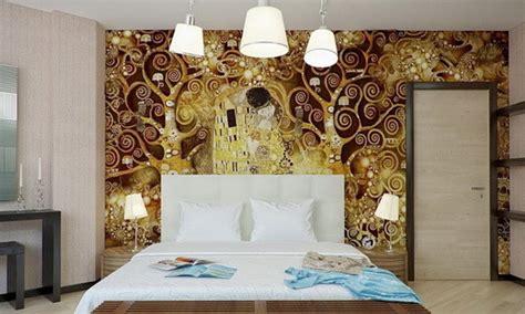 35 Unique Accent Wall Ideas | RemoveandReplace.com Wood Wallpaper Bedroom