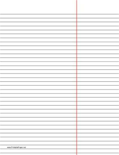 printable lined paper columns this letter sized lined paper with black lines is law